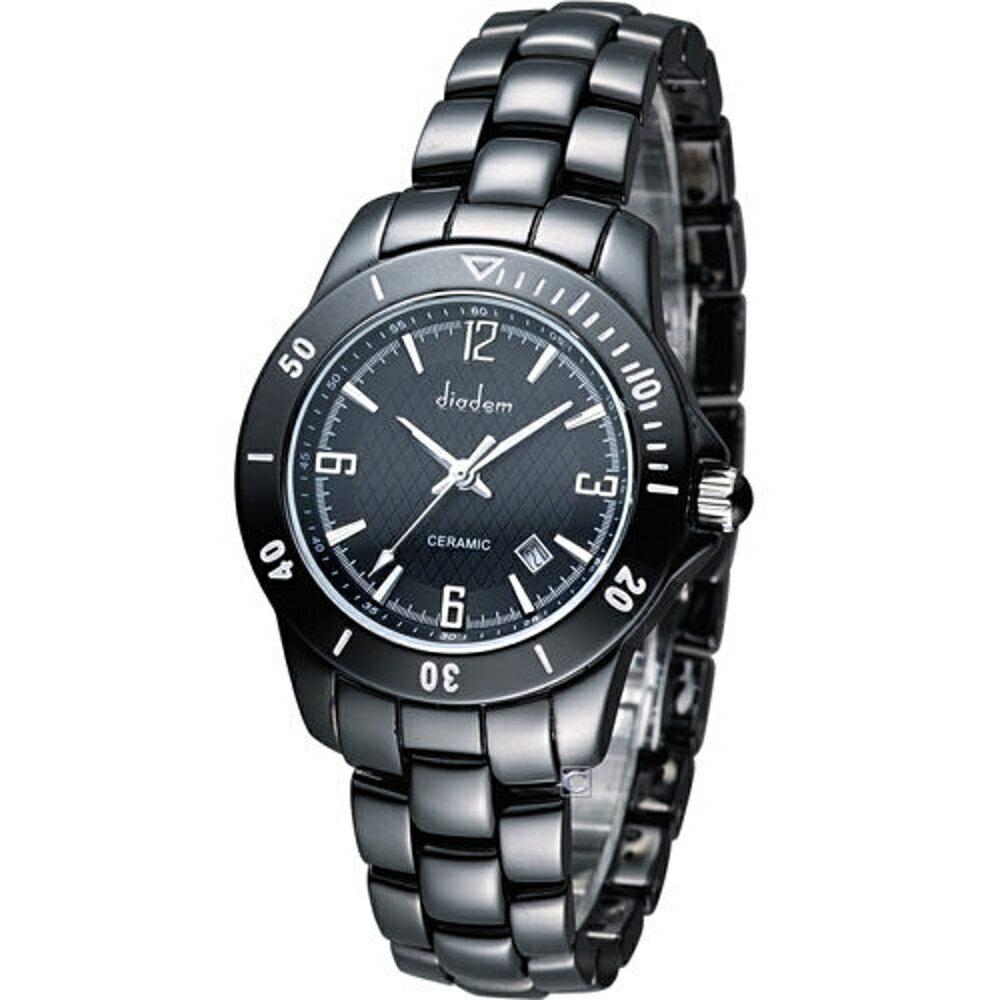 寶時鐘錶 Diadem 黛亞登 優雅名媛時尚時腕錶 8D1407-551D-D