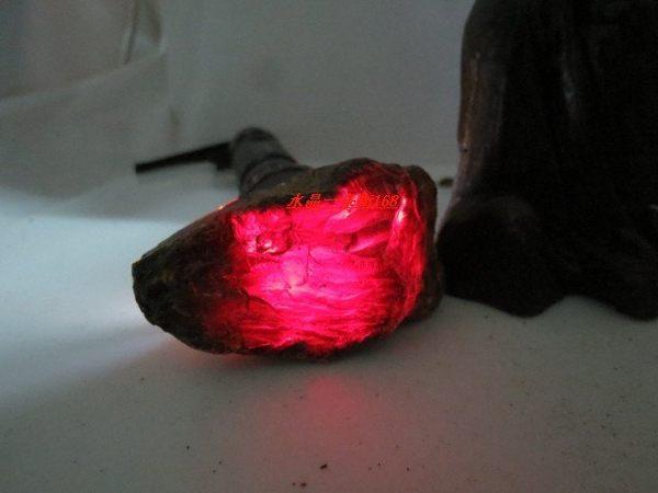 琥珀原石原料