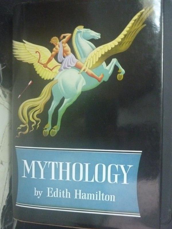 【書寶二手書T8/原文小說_LHK】Mythology_Edith Hamilton