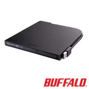 [NOVA成功3C]Buffalo 巴比祿 BRXL-PT6U2VB 超薄型攜帶式藍光燒錄機  喔!看呢來