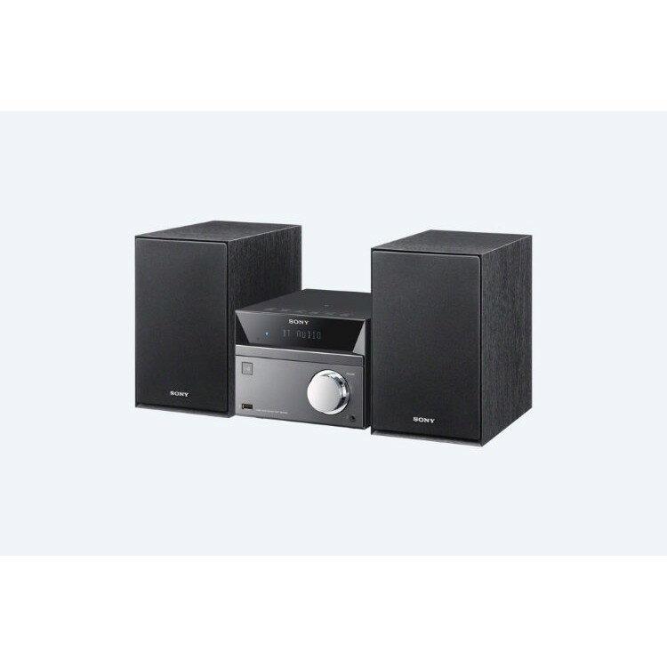 SONY 索尼 藍牙音響 CMT-SBT40D HiFi 喇叭 床頭 音響 撥放器 支援 USB CD DVD 公司貨 SBT40D