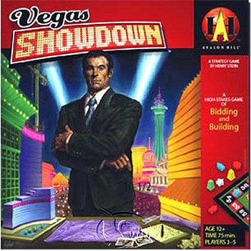 【新天鵝堡桌遊】決戰賭城 Vegas Showdown
