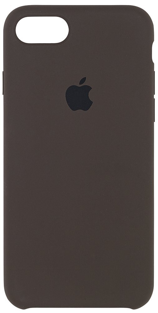 Apple Silicone Case for iPhone 7 - Cocoa MMX22ZM/A 0