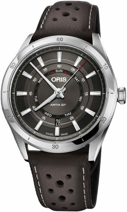 ORIS 豪利時 Artix GT 日曆星期機械錶 0173577514153~07521