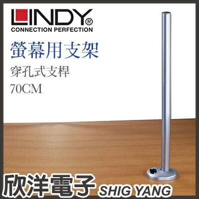 ※ 欣洋電子 ※ LINDY林帝 液晶螢幕支架 穿孔式支桿 70cm (40963)