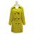 長版絨布風衣 潮流雨風衣 日系風雨衣外套 (5色) 0