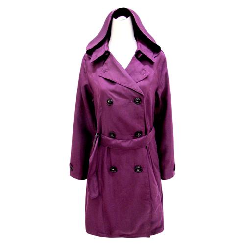 長版絨布風衣 潮流雨風衣 日系風雨衣外套 (5色) 5