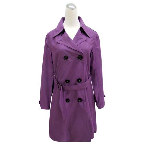 長版絨布風衣 潮流雨風衣 日系風雨衣外套 (5色) 3