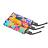 桐花疊影金屬漆自動折傘 客家文化 桐花圖案設計 6