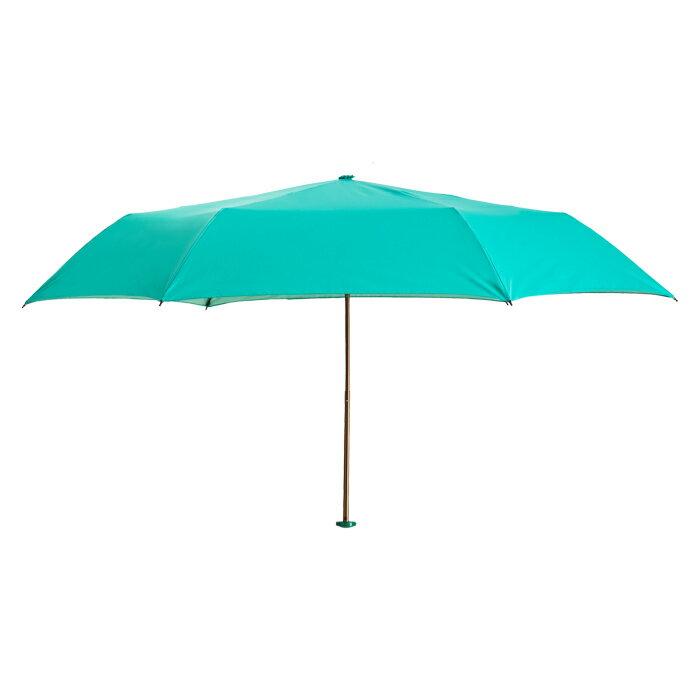 極輕 超迷你金屬漆手開折傘 夏天雨季必備 一甩即乾 130g 6