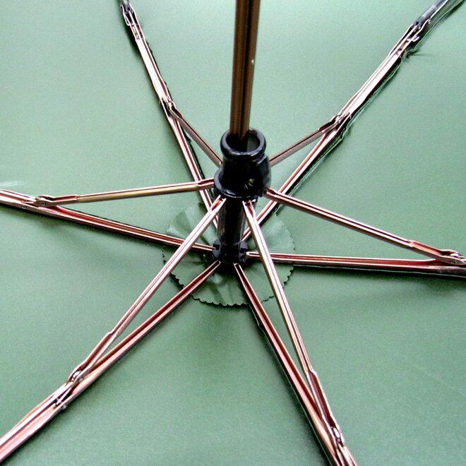 極輕 超迷你深金屬漆手開折傘 防雨防曬 一甩即乾 130g 5