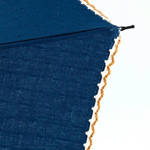 TC棉沙丁二折式折傘 4