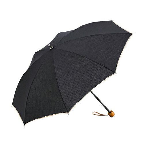 TC棉沙丁二折式折傘 1