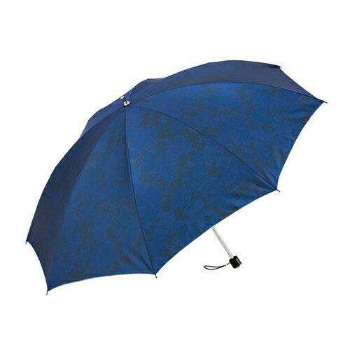 暖花沙丁布二折式傘 5