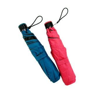 超遮光黑膠素面折傘 193g (粉 / 藍 / 綠 / 紫 / 灰) 2