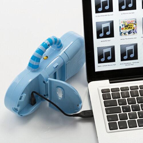 以色列【TAF Toys】床鈴系列-貓頭鷹MP3撥放組 3