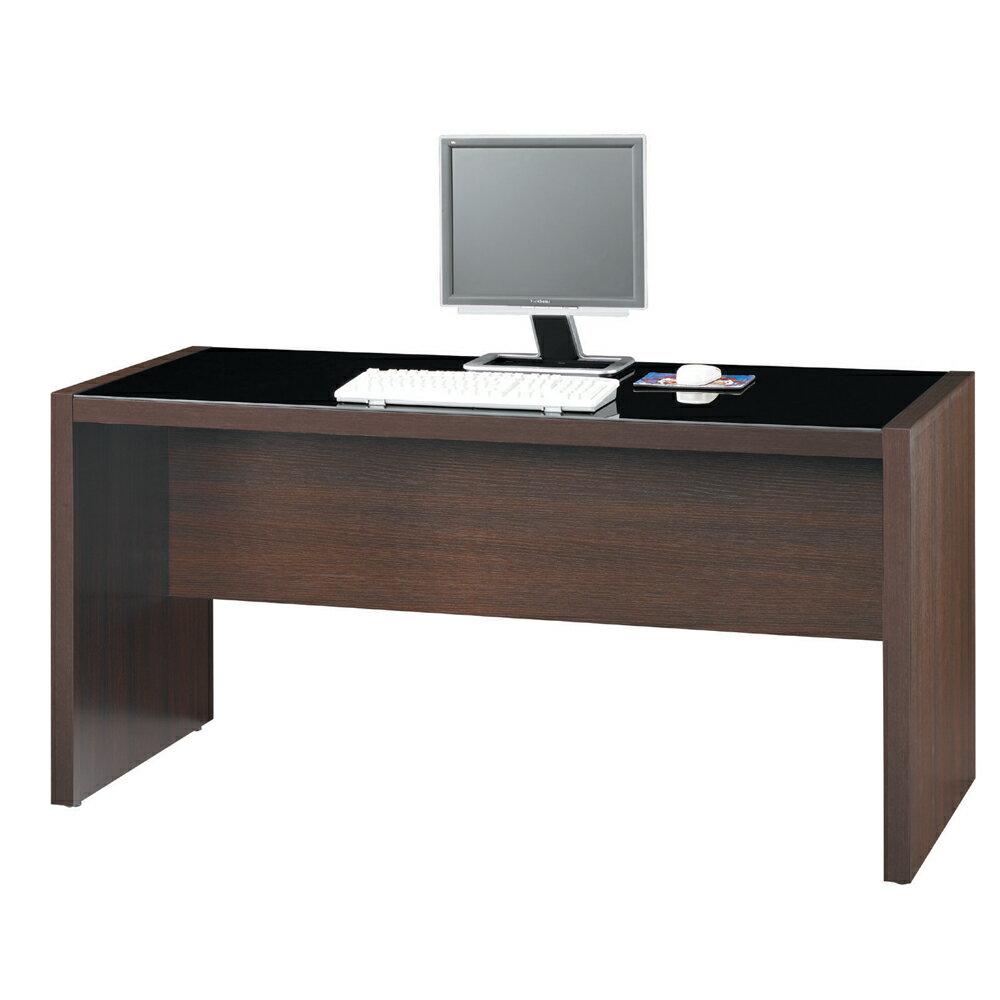 Albbrt胡桃木色5尺電腦書桌- DIY組合產品