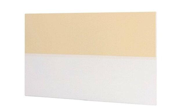 【石川家居】848-15(3.5尺鵝黃白色)床頭片(CT-215)#訂製預購款式#環保塑鋼P無毒防霉易清潔