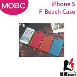 ✿3月APP限定單筆消費滿千領券折百✿APPLE iPhone5 5S MOBC F-Beach 手機保護殼