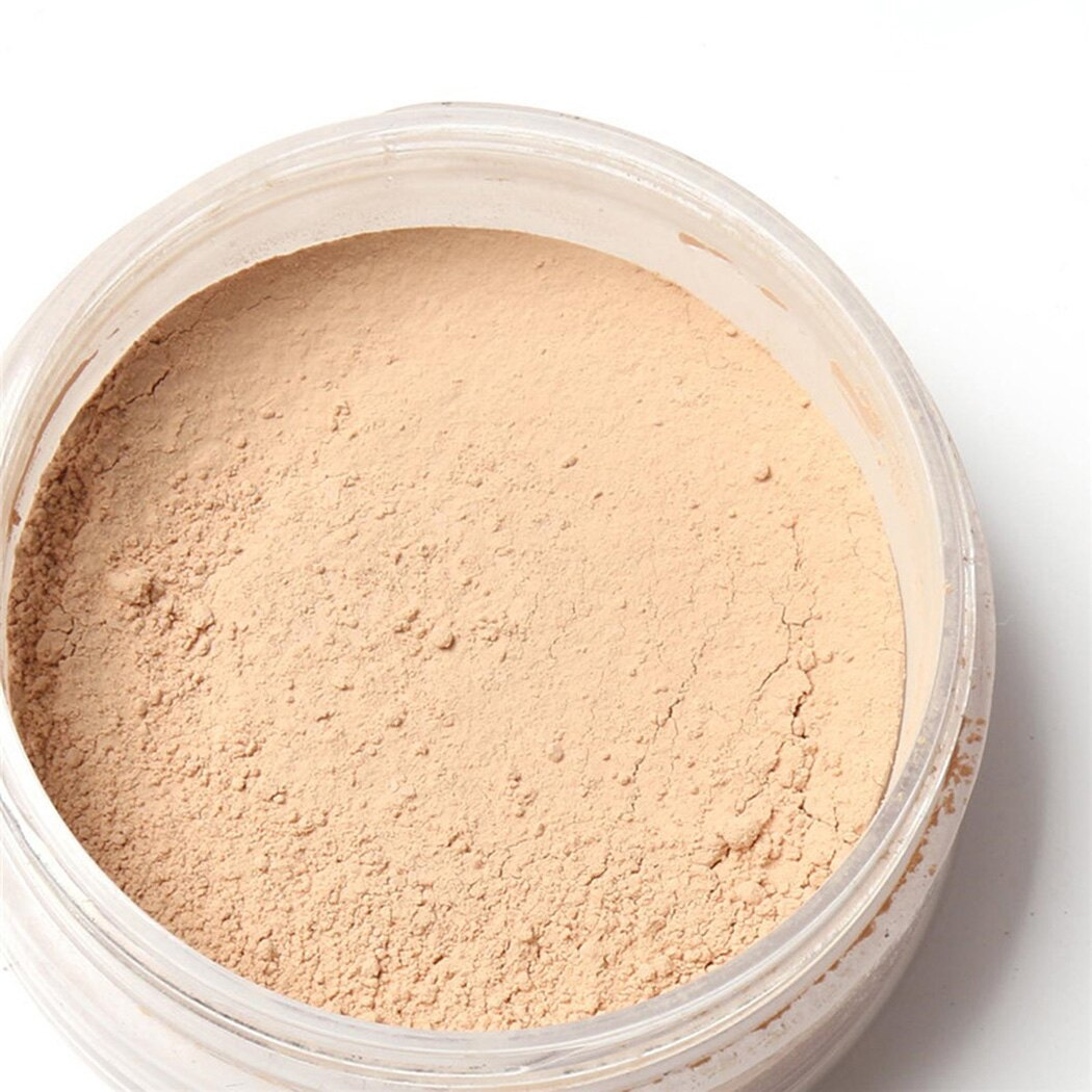 Beauty Pro Powder Loose Powder Waterproof Skin Finish Powder 4