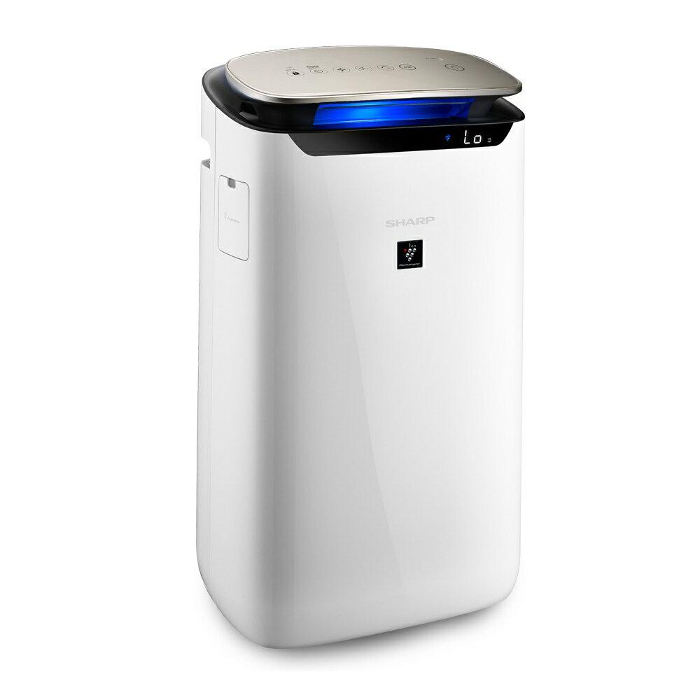 SHARP 15坪自動除菌離子空氣清淨機 FP-J60T