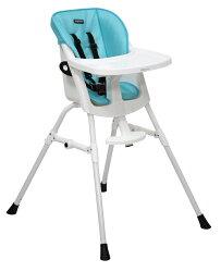 ViViBaby - 蜂巢式高低兩段高腳餐椅