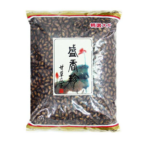 甘草瓜子量販包3kg/包【盛香珍】▶ 經典瓜子 堅果 西瓜子 量販包 休閒零嘴