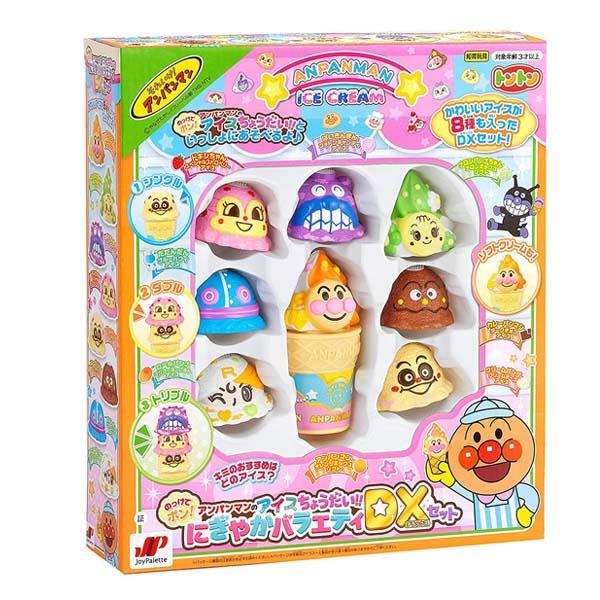 麵包超人冰淇淋甜筒販賣組日本帶回正版商品3歲以上