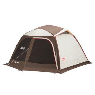 【露營趣】中和安坑 Coleman CM-27284 氣候達人網屋/400 炊事帳 客廳帳 派對帳 家庭帳篷 露營帳篷