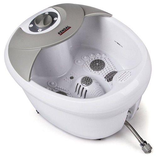 All in one foot spa bath massager w/ heat, HF vibration, infrared, O2 bubbles MS0809M fada201e0f91acbe4714993eb8c3e3c0