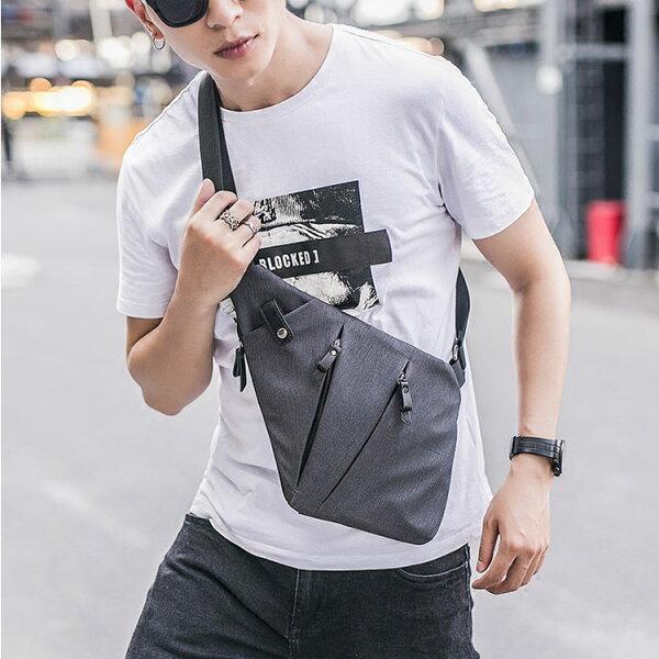 【5折超值價】經典時尚流行實用設計款單肩斜背包