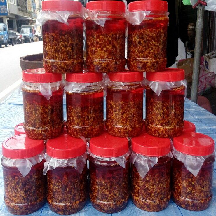 大溪素食滷味 龍鷹素食 黑糖滷味 自製芝麻辣油