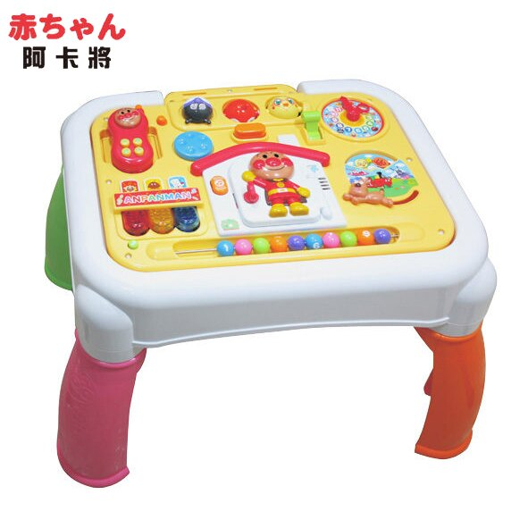 AGATSUMA 麵包超人多功能遊戲桌