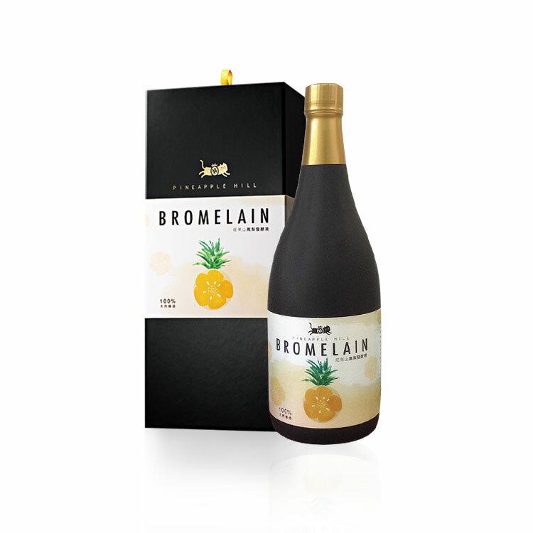 旺萊山 鳳梨醱酵液720ml/瓶