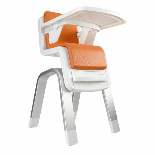 ★衛立兒生活館★Nuna 荷蘭 ZAAZ 高腳椅-橘色贈好禮