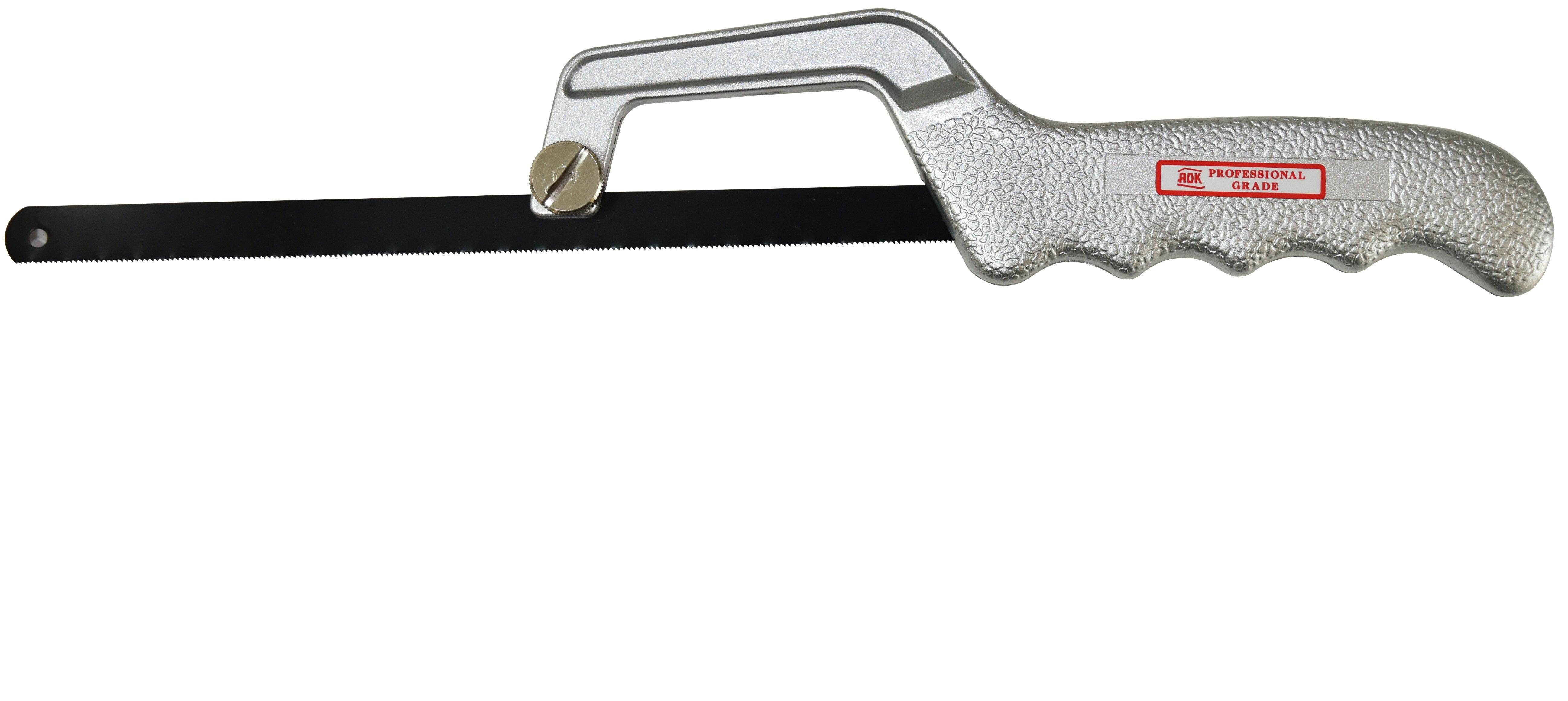 *韋恩工具* AOK 12  300mm 袖珍鋼鋸 迷你鋸子 家用 木工金屬鋸 小型 鋸 HAM-12I