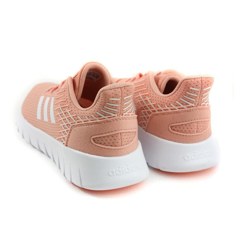 adidas ASWEERUN 運動鞋 慢跑鞋 女鞋 珊瑚橘 F36733 no709 1