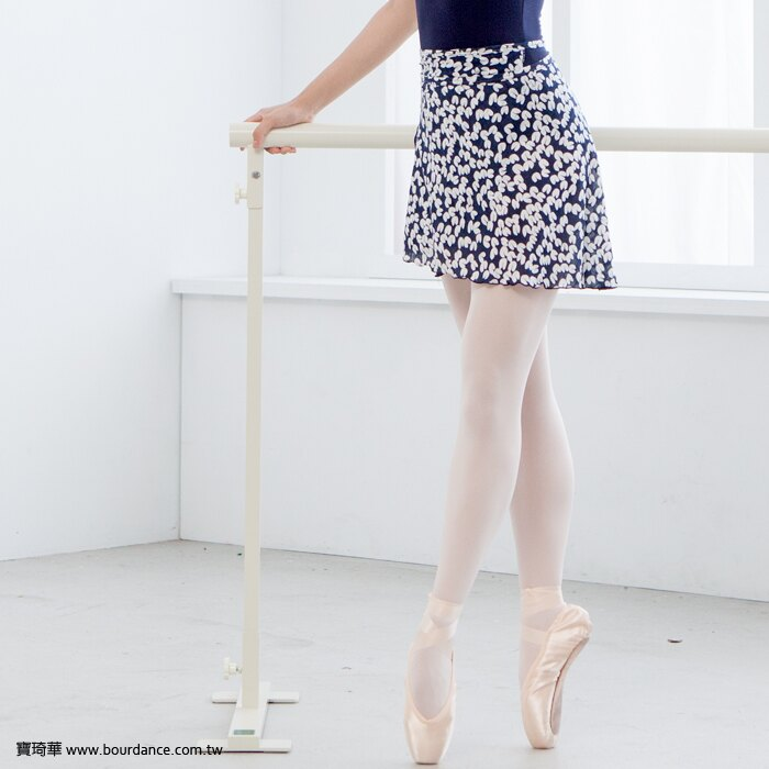 <br/><br/>  *╮寶琦華Bourdance╭*專業瑜珈韻律芭蕾☆點點片裙【BDW16F33】<br/><br/>