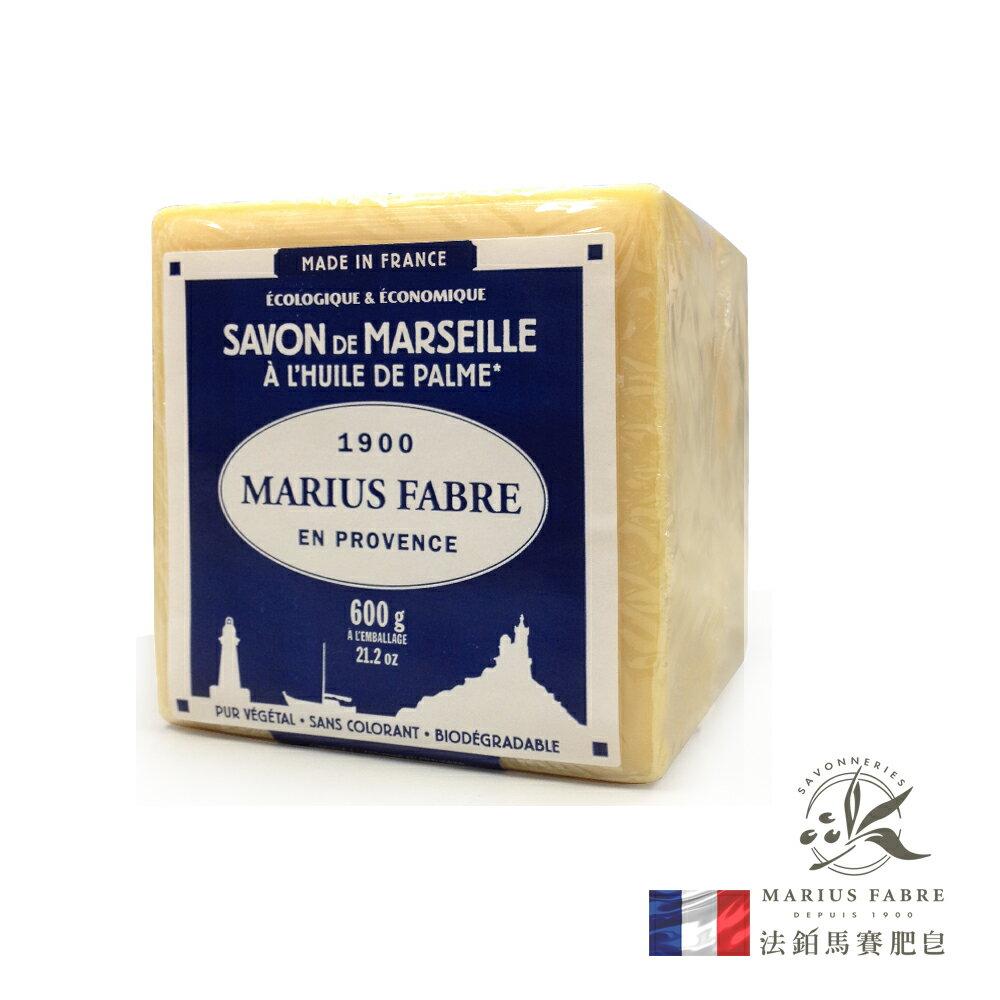 【MARIUS FABRE】法鉑棕櫚油經典馬賽皂/600g