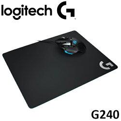 [富廉網] 羅技 Logitech G240 布面滑鼠墊