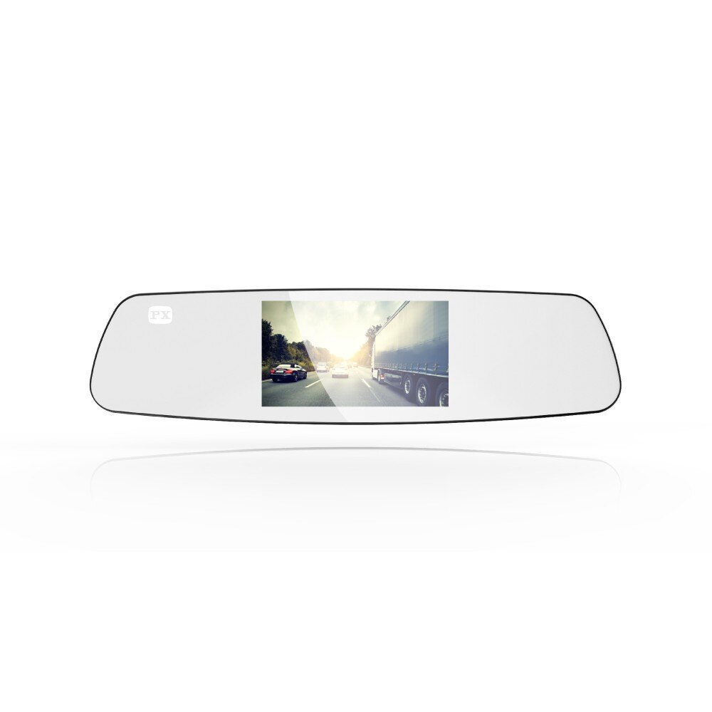 PX 大通 V70 後視鏡 GPS測速行車紀錄器【2年保固】送32G+安裝+免運費 1080P 166度廣角 破盤王 台南