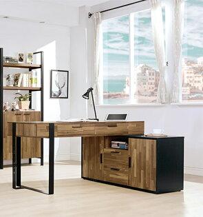 【尚品傢俱】HY-A509-04科隆5尺功能桌
