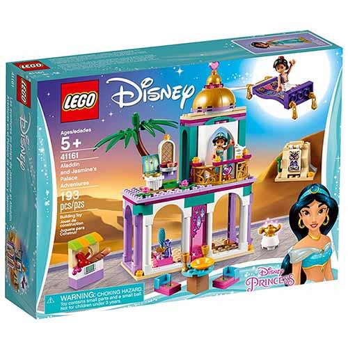 樂高LEGO 41161 迪士尼公主系列- Aladdin and Jasmine's Palace Adventures - 限時優惠好康折扣