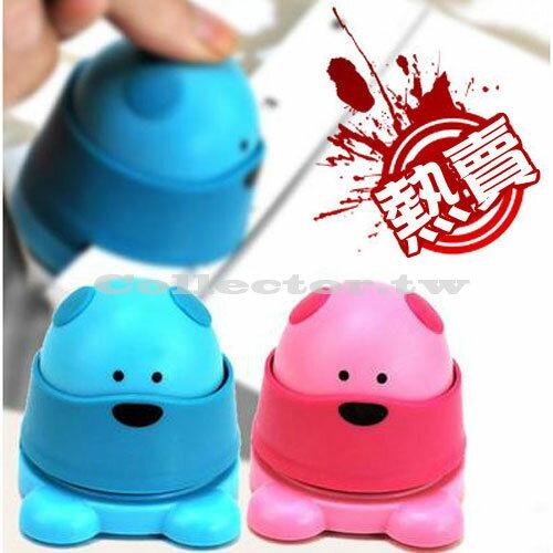 【L17060304】可愛小熊造型環保無針訂書機