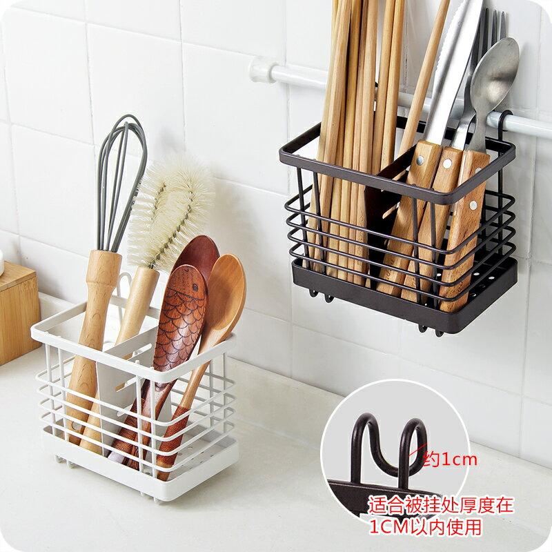 11.11  鐵藝瀝水筷子籠 家用廚房筷子架筷