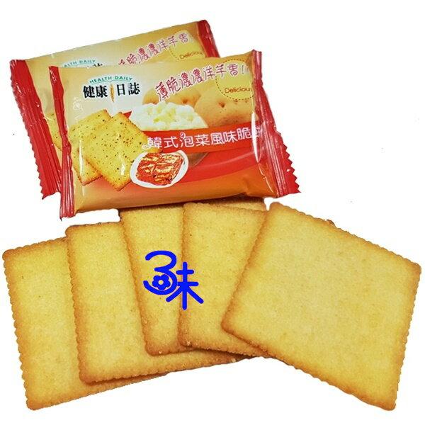 (馬來西亞) 健康日誌 洋芋脆餅-韓式泡菜 408公克 95元 【4711402827213】(韓式泡菜脆餅) 另有海苔,起士,蒜味,黑麻! 2