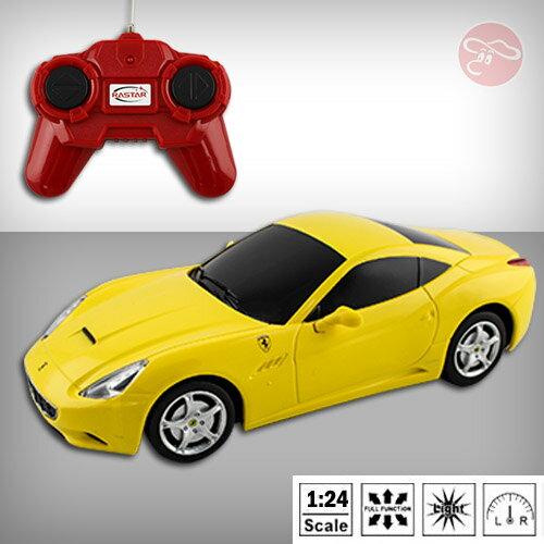 【瑪琍歐玩具】1:24 FERRARI CALIFORNIA R/C 遙控車