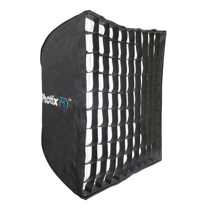 ~相機 ~ Phottix Pro 網格 易折疊 簡易 折傘式 柔光箱 無影罩 70x70