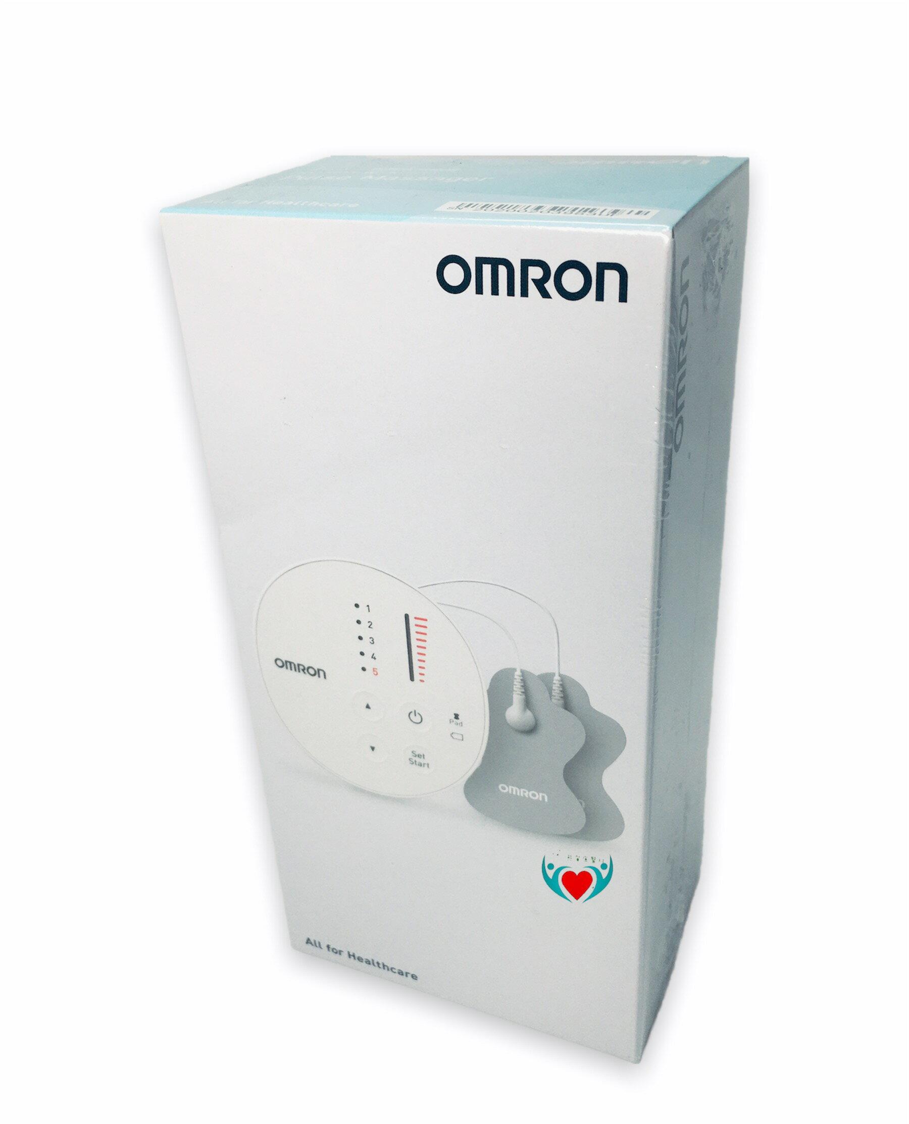【來電優惠加贈歐姆龍多用途收納袋】歐姆龍OMRON 低週波治療器 HV-F013 低週波電療器 HVF013