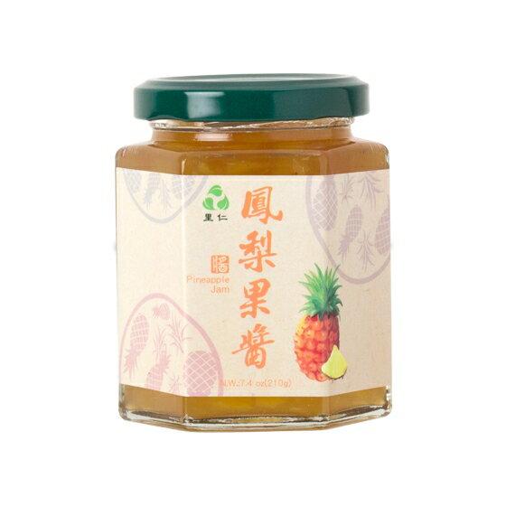里仁鳳梨果醬210g備貨時間較長